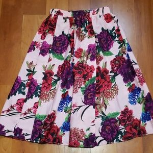 Beautiful Floral Skirt